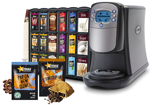Flavia Coffee System from KW Vending